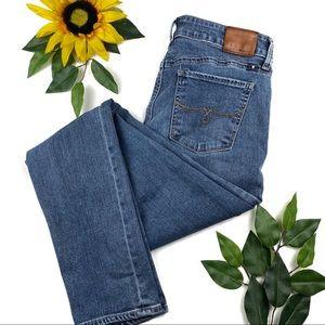 Lucky Brand Lolita Skinny Jeans Medium Stretchy